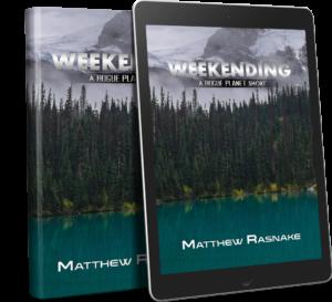 """""""Weekending"""" cover image"""