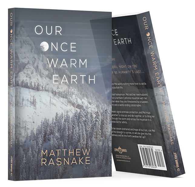 Our Once Warm Earth cover image